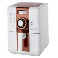 2.0L new design potato twist deep fryer square multipurpose new design potato commercial turkey fryer