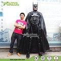 Escultura de superhéroe en tamaño gigante/grande, figura de acción de Batman