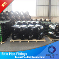 carbon steel pipe fitting 90 degree swivel elbow