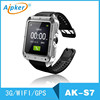 AOKE Newest Hot multi-function android bluetooth wifi mobile phone watch