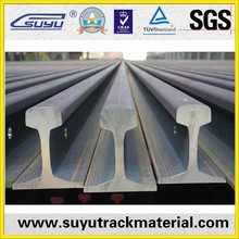 railway construction material, railroad steel rail