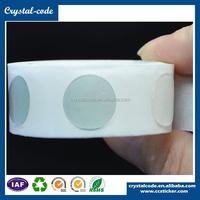 custom printed roll peel off removable sticker label