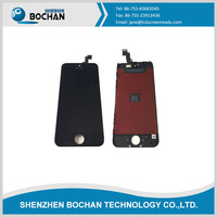 Mobile phone accessories screen for iphone 5c ,cell phone lcd for iphone 5c lcd digitizer