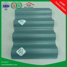 Long life service earthquake proof mgo roofing tiles / Fireproof roofing tiles / roofing tiles in China
