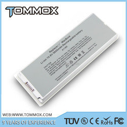 """Replacement 10.8v laptop battery A1181 A1185 for Apple MacBook 13"""" MA561 MA566 MA255 MA472 MA699 MA700 MA701 for a1181 white"""