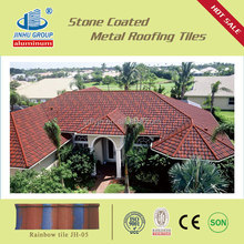 New Building Construction Materials,Stone Coated Roofing Tile