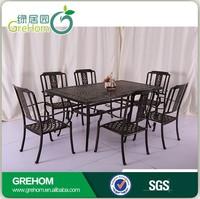 hd designs garden treasures outdoor furniture dining table set