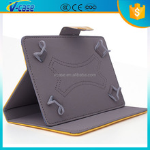 Fit for 6,7,8,9,10,11 inch durable tablet size leather case for 7.8inch tablet pc