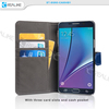 alibaba best sellers cell phone wallet case for note 5