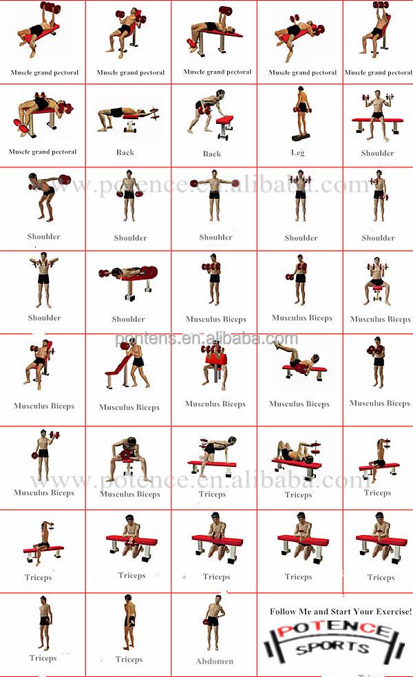 sport oefeningen voor thuis