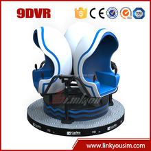 2015 New technology and New investment Amusement park Entertainment 9D cinema for sale