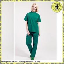 Custom made nurse uniform top and pants