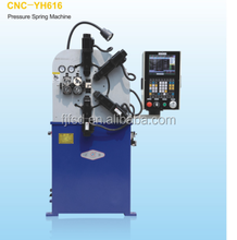 Hot sale Computerized Pressure Spring Coiling Machine spring making machine spring forming machine ZH-CNCYH616