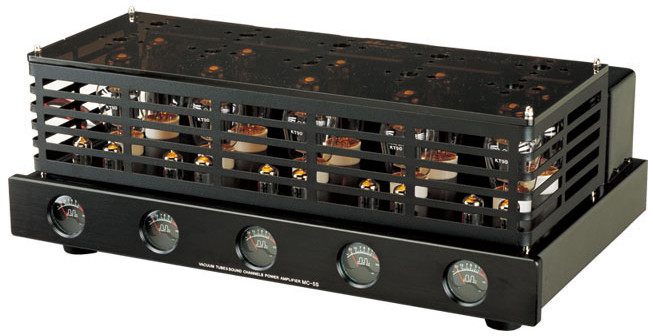 MC-5S home theatre five channels power amplifier