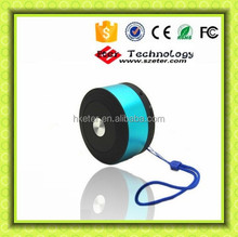 handfree Rohs bluetooth speaker portable wireless car