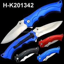 Various handle colors Stainless steel japanese pocket knives