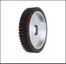 Belt Sanding Rubber Contact Wheel