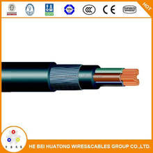 China Low valtage xlpe insulated Copper conductor power cable able to bear external mechanical forces and certain pulling for