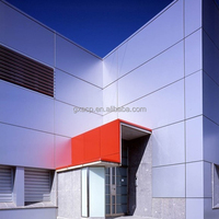Aluminium plastic sheet external or internal wall cladding acp aluminum composite panel