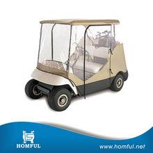 waterproof golf club car rain cover 6 passenger clubcar golf cart storage cover golf cart rain travel cover