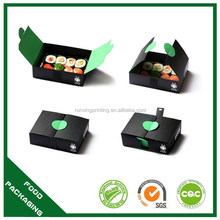 disposable food packaging,frozen food packaging,wholesale paper sushi box
