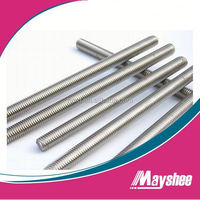 stainless steel all thread rod with nuts