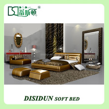 2015 china wholesale new style divan bed design furniture