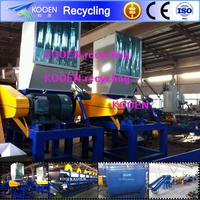 New designed plastic scrap recycle equipment for recycle PE film