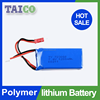 Deep Cycle Lipo Battery 7.4v 1300mah for GPS Tracker