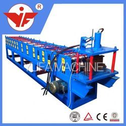 PPGI Metal Roofing Sheet high quality ce joint hidden roll foming machine production line