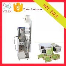 Full automatic sachet tea packing machine