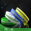 100% Non-toxic OEM silicon bracelet,pulseras de silicona,Custom Cheap Silicon wristband awareness autism Bracelet