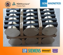 Customized Super Strong Neodymium Permanent Magnets With ISO/TS 16949