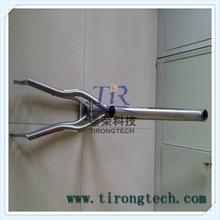New design TSB-WQR1001 Customized 700C titanium road bicycle