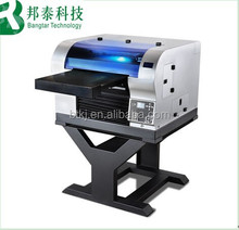 Multifunctions Colorful Flatbed UV Printer Machine with Cheap Price,Flatbed UV Printer for Glass,Wood,Leather,PVC,etc.
