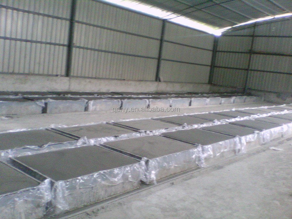 Foam cement insulation board making machine buy for Concrete foam insulation