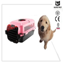 2015 wholesale dog carrier travel cage portable dog carrier
