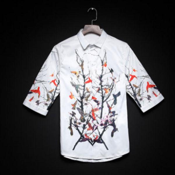 For Men Indonesian Batik Shirts - Buy Batik Shirts,Indonesian Batik ...