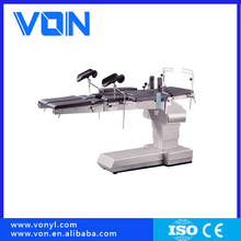 ISO CE Approved Hospital Medical Equipment Electric Operating Table