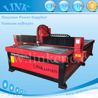 LINK 1325 Plasma CNC Engraving Machine/ CNC Router for Metal Cutting 1325