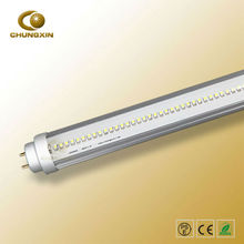 2013 ZHONGXIN Factory Replaceable Driver Smd2835 216leds 18W t8 Led Tube
