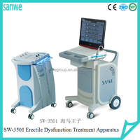 Erectile Dysfunction Diagnostic and Therapy Machine/Premature ejaculation/ED Treatment Machine
