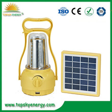 Portable touch switch hanging camping solar lighting kit for outdoor use applied for solar mini gifts