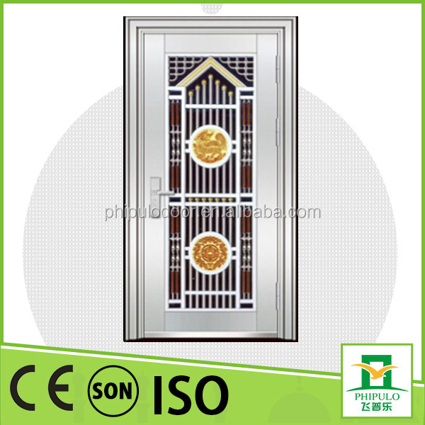 China Products Stainless Steel Door Design/ Iron Door Pictures For ...