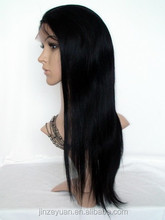 2015 new style Remy virgin topper wig