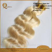 Alibaba Brazilian Human Hair, Cheap Blonde Virgin Hair, Blonde Brazilian Hair