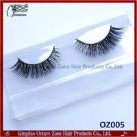Classical Style Eye Lash High Quality Makeup False Eyelash Eyelashes Human Hair