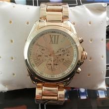 Fashion Watches Men French Luxury Golden Brand watch