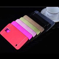 Newest Aluminium Metal bumper Cover Hard Case for Samsung Galaxy S4 I9600