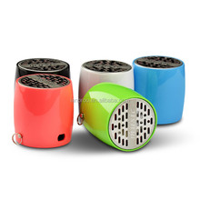 Stereo Sound Mini Wireless Speaker Drum Style Bluetooth Mini Speaker with Handsfree Function